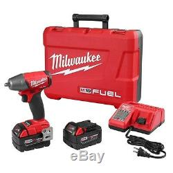 Milwaukee 2754-22 M18 FUEL 3/8 Compact Impact Wrench with Friction Ring