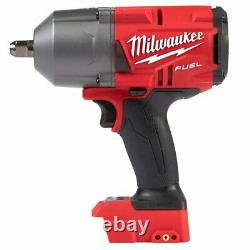 Milwaukee 2766-20 M18 FUEL 18V 1/2-Inch Detent Pin Impact Wrench Bare Tool