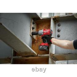 Milwaukee 2767-20 M18 1/2 High Torque Impact Wrench with Friction Ring