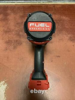 Milwaukee 2767-20 M18 FUEL 1/2 Drive Impact Wrench Gun ONLY