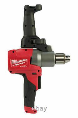 Milwaukee 2810-20 M18 FUEL Mud Mixer with 180 Degree Handle (Tool Only) NEW