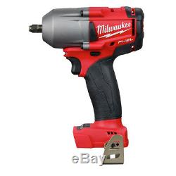 Milwaukee 2852-20 M18 FUEL 3/8 in Impact Wrench with Friction Ring (Tool Only) New