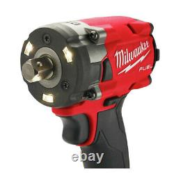 Milwaukee 2855P-20 M18 FUEL Li-Ion BL 1/2 in. Impact Wrench (Tool Only) New