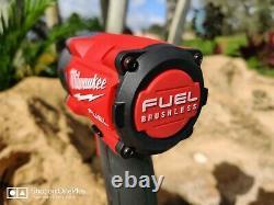 Milwaukee 2855-20 M18 1/2 Drive Stubby Impact Wrench Bare Tool