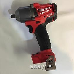 Milwaukee 2861-20 18 volt 1/2 Fuel Mid Torque Impact Wrench with ring BRAND NEW