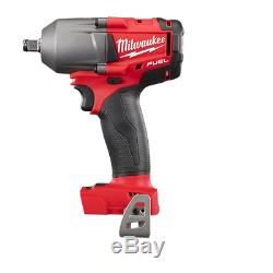 Milwaukee 2861-20 M18 FUEL 1/2 Mid-Torque Impact Wrench with Friction Ring To