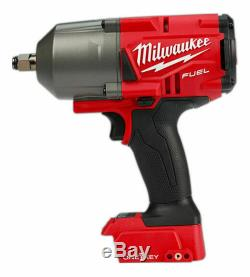 Milwaukee 2863-20 M18 FUEL 1/2 Cordless Impact Wrenches, Onekey