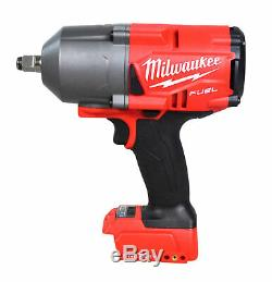 Milwaukee 2863-20 M18 FUEL 1/2 High Torque Impact Wrench with ONE-KEY