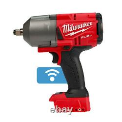 Milwaukee 2863-20 M18 FUEL High Torque Impact Wrench 1/2 Friction Ring Bare