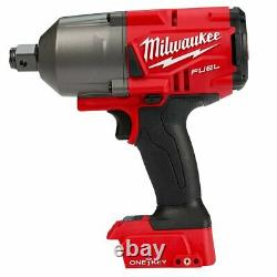 Milwaukee 2864-20 M18 FUEL 18V 3/4-Inch Friction Ring Impact Wrench Bare Tool