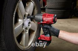 Milwaukee 2864-20 M18 FUEL Cordless High Torque 3/4 Impact Wrench with ONEKEY