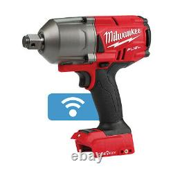 Milwaukee 2864-20 M18 FUEL High Torque Impact Wrench 3/4 Friction Ring Bare
