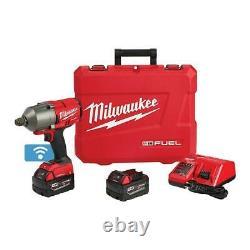 Milwaukee 2864-22 M18 FUEL ONE-KEY 18-Volt Brushless Cordless 3/4 Impact Wrench
