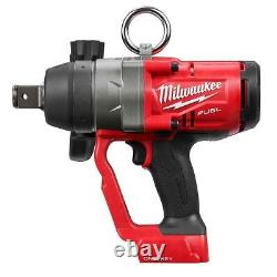 Milwaukee 2867-20 M18 FUEL 18V 1 Inch High Torque Impact Wrench Bare Tool