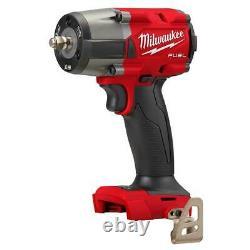 Milwaukee 2960-20 M18 FUEL 3/8 Cordless Mid-Torque Impact Wrench Bare Tool