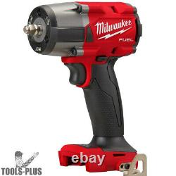 Milwaukee 2960-20 M18 FUEL 3/8 MidTorque Impact withFriction Ring (Tool Only) New