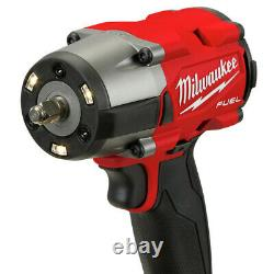 Milwaukee 2960-22 M18 FUEL Li-Ion BL 3/8 in. Impact Wrench Kit (5 Ah) New