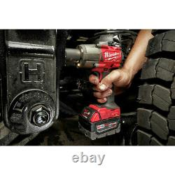 Milwaukee 2962P-20 M18 FUEL Li-Ion BL 1/2 in. Impact Wrench (Tool Only) New