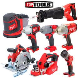 Milwaukee Best Buy Deals of 18V. Cordless Power Tools Available at Special price