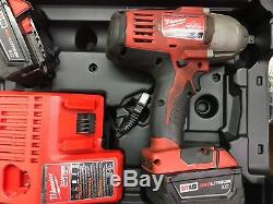 Milwaukee Electric Tool 2767-22 M18, Cordless, 1/2 High-Torque Impact Wrench