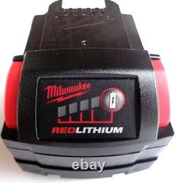 Milwaukee FUEL 2767-20 18V 1/2 Impact Wrench, (2) 48-11-1850 Battery, Charger M18