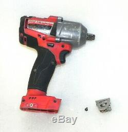 Milwaukee Fuel M18 Cordless Brushless 18V Mid-Torque 1/2 Impact Wrench 2861-20