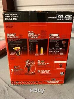 Milwaukee M12 12V Cordless Impact Wrench 255420
