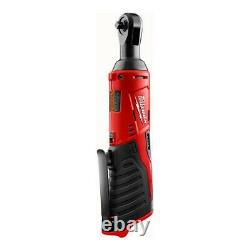 Milwaukee M12 12-Volt Lithium-Ion Cordless 1/4 in. Ratchet (Tool-Only)
