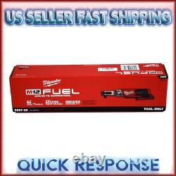 Milwaukee M12 FUEL 3/8 Brushless Cordless Ratchet Bare Tool 2557-20