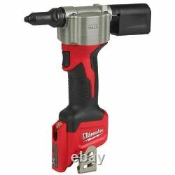 Milwaukee M12 Rivet Tool Kit 2550-20 (Tool Only)