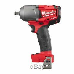 Milwaukee M18FMTIWF12-0 18v 1/2 Mid Torque Impact Wrench Gun Cordless Body Only