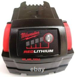 Milwaukee M18 2663-20 1/2 Impact Wrench, (1) 48-11-1850 5.0 Battery, Charger
