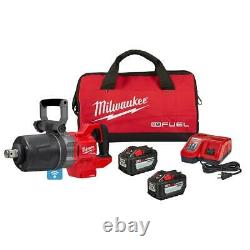 Milwaukee M18 FUEL 18-Volt Lithium-Ion Brushless Cordless 1 in. Impact Wrench