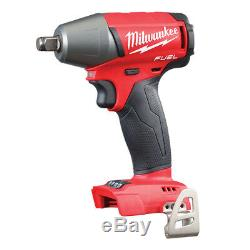 Milwaukee M18 FUEL 1/2 Friction Ring Impact Wrench M18 FIW12-0 Tool Only