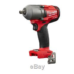 Milwaukee M18 FUEL 1/2 in. Impact Wrench with Pin 2860-80 Recon (Tool Only)