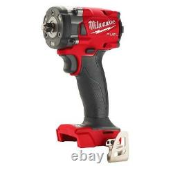 Milwaukee M18 FUEL GEN-3 18-Volt Lithium-Ion Brushless Cordless 3/8 in. Compact