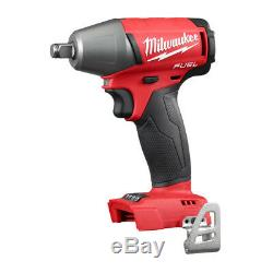 Milwaukee M18 FUEL Li-Ion 1/2 in. Impact Wrench with FR (BT) 2755B-20 New