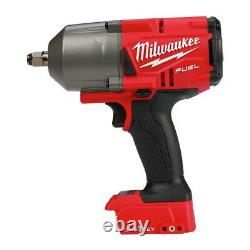 Milwaukee M18 FUEL with ONE-KEY Brushless Cordless High-Torque Impact Wrench