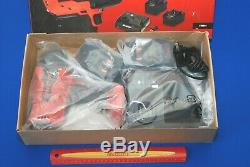 NEWEST Snap-on 18 V 1/2 Drive MonsterLithium Cordless Impact Wrench Kit CT9075