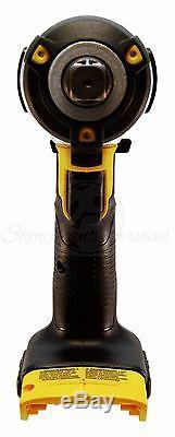NEW DeWALT DCF880 20V 20 Volt MAX 5.0 Ah Battery Cordless 1/2 Impact Wrench Kit