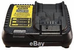 NEW DeWALT DCF880 20V 20 Volt MAX DCB200 Battery Cordless 1/2 Impact Wrench Kit