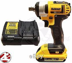 NEW DeWALT DCF880 20V 20 Volt MAX DCB203 Battery Cordless 1/2 Impact Wrench Kit