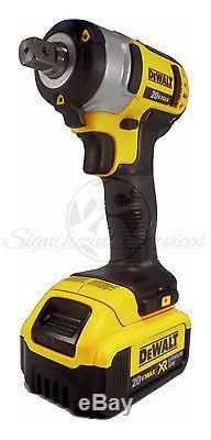 NEW DeWALT DCF880 DCF880B 20V 20 Volt MAX Cordless Drill 1/2 Impact Wrench