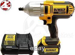 NEW DeWALT DCF889M2 DCF889B 20V MAX Lithium Ion Cordless 1/2 Impact Wrench Kit