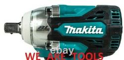 NEW IN BOX Makita XWT15Z 1/2 18V Impact Wrench 18 Volt Brushless Detent Anvil
