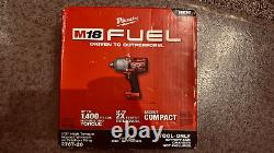 NEW IN BOX Milwaukee FUEL 2767-20 M18 1/2 Cordless Brushless Impact Wrench 18V