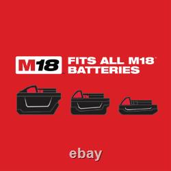 NEW Milwaukee 2767-22 M18 FUEL 18-Volt 1/2-Inch & 2 Batteries Impact Wrench Kit