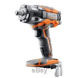 NEW RIDGID R86011B 18v 1/2 Cordless Impact Wrench Brushless Gen5x Tool Only