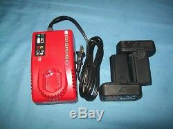 NEW Snap-on Lithium Ion CT725A 14.4V 1/4 drive CordLESS Impact Wrench UNused