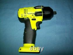 NEW Snap-on Lithium Ion CT8810BHVDB 18V 18 Volt cordless 3/8 impact Wrench/Gun